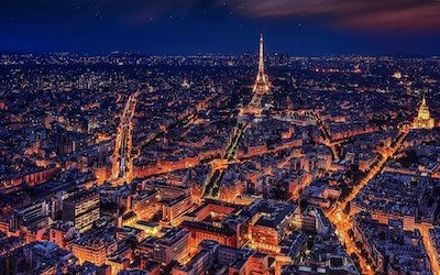 Win A Day Trip To Paris