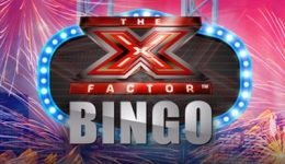 The X Factor Bingo